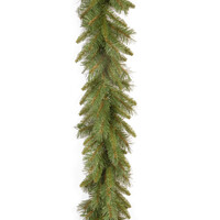 Tiffany Fir PVC Artificial Christmas Garland 9ft by National Trees