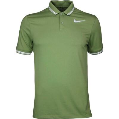 Nike Golf Shirt NK Dry Tipped Palm Green SS17