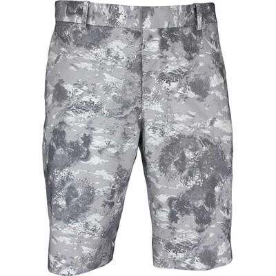 Nike Golf Shorts Modern Camo White Grey SS17