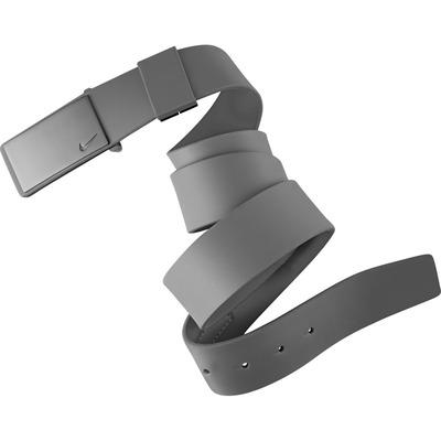 Nike Golf Belt Sleek Plaque Dark Grey AW17