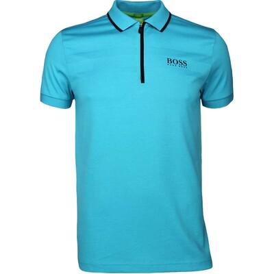 Hugo Boss Golf Shirt Pronghorn Pro Peacoack Blue SP17