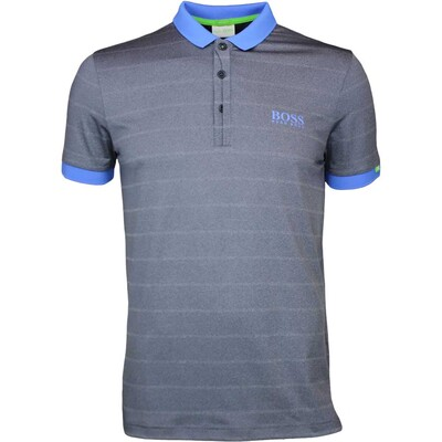 Hugo Boss Golf Shirt Paddy MK 1 Navy Melange SP17