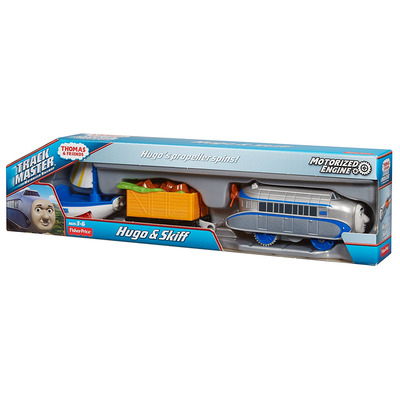 Fisher-Price Track Master Hugo & Skiff Train