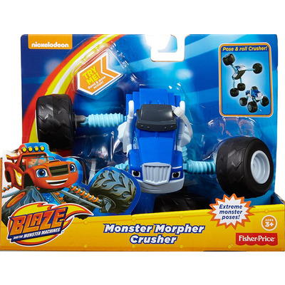 Blaze And The Monster Machines Transmorphers Crushers