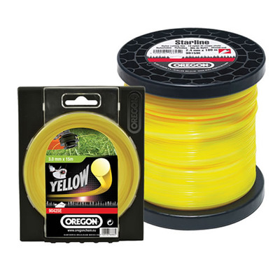 Oregon Oregon Yellow Roundline 2.4mm Trimmer Line (180M)