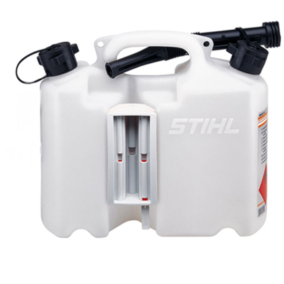Stihl Stihl Transparent Combination Fuel Canister 0000 881 0123