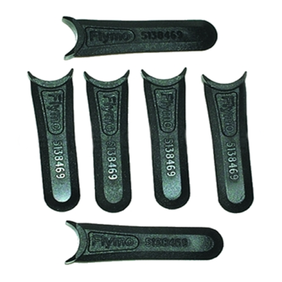 Flymo Flymo Plastic Cutter Blades fits Microlite, Minimo (Pack of 6) 5138469-90/2