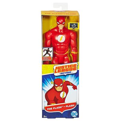 DC Comics Justice League Action The Flash Figure, 12