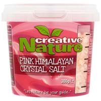 Creative-Nature-Pink-Himalayan-Crystal-Salt-Coarse-300g