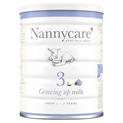 NANNYcare Goat Milk Based Growing Up Milk 400g