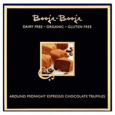 Booja Booja Around Midnight Espresso Chocolate Truffles 104g