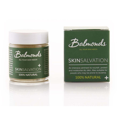 Balmonds Skin Salvation Intensive Moisturising Ointment 120ml