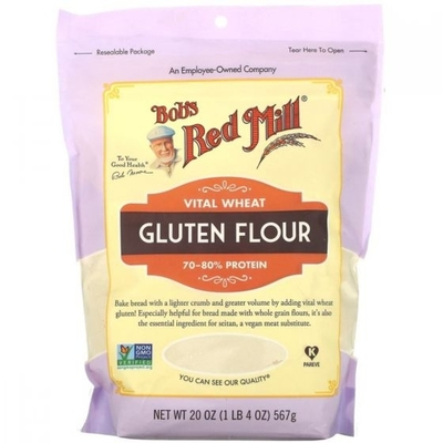 Bobs Red Mill Vital Wheat Gluten Flour 500g