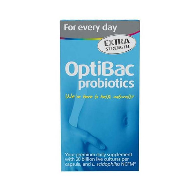 Optibac Probiotic for Every Day Extra Strength 90 Capsules
