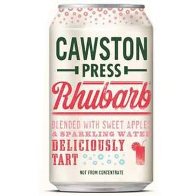Cawston Press Sparkling Apple & Rhubarb 330ml