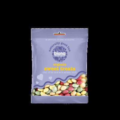 Biona Organic Sweets Carnival Choc Drops 60g