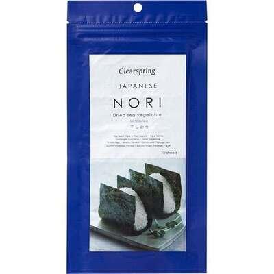 Clearspring Japanese Nori 25g