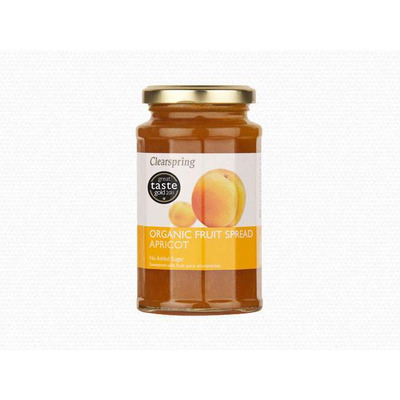 Clearspring Organic Apricot Fruit Spread 290g