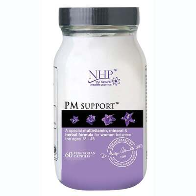 Natural Health Practice PM Support 60 Capsules