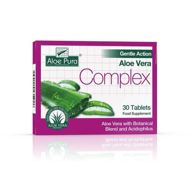 Aloe Pura Colon Cleanse 30 Tablets