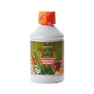 Aloe Pura Aloe Vera with Manuka Honey UMF10 Juice 500ml
