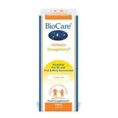 BioCare Children's OmegaBerry 150ml
