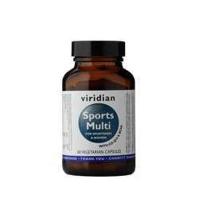 Viridian Sports Multi 60 Capsules