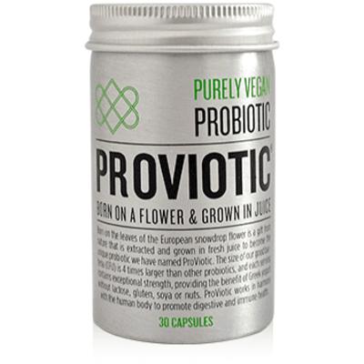 Proviotic Vegan Probiotic 30 Capsules