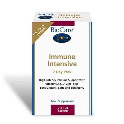 BioCare Immune Intensive 7 Sachets