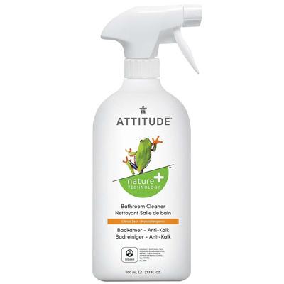 Attitude Citrus Zest Bathroom Cleaner 800ml