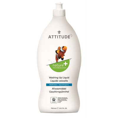 Attitude Wildflowers Washing Up Liquid 700ml