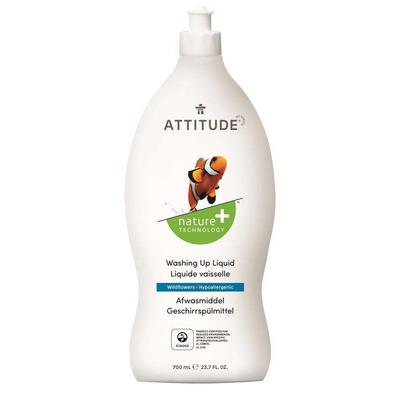 Attitude Wildflowers Washing Up Liquid 700ml