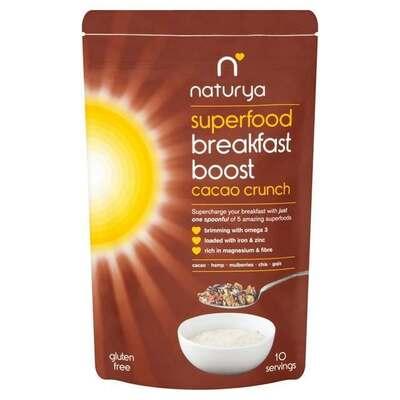 Naturya Breakfast Boost Cacao Crunch 150g
