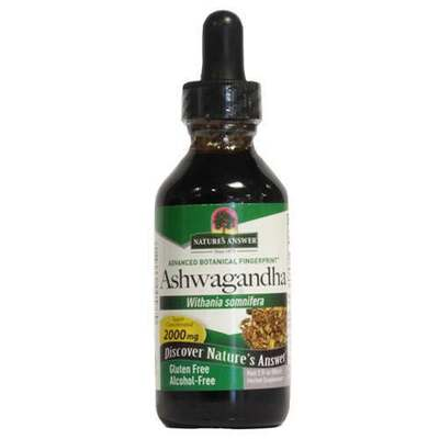 Natures Answer Ashwagandha Root 60ml