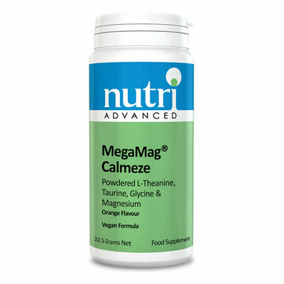 Nutri Advanced MegaMag Calmeze Orange 262.5g