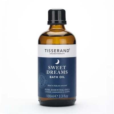 Tisserand Aromatherapy Sweet Dreams Bath Oil 100ml