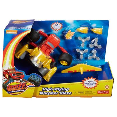 Blaze & The Monster Machines High Flying Morpher Blaze