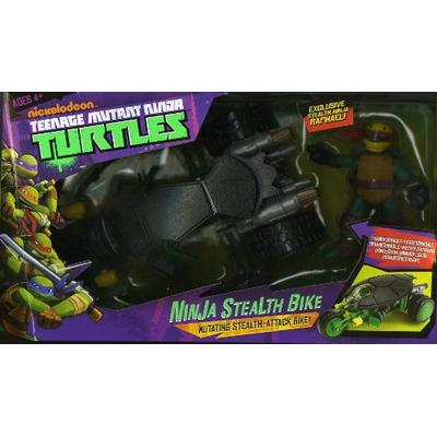 Flair Teenage Mutant Ninja Turtles Vehicle   Ninja Stealth Bike