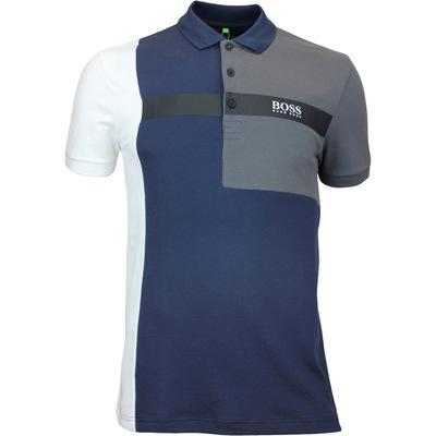 Hugo Boss Golf Shirt Paddy Pro 1 Nightwatch PF17