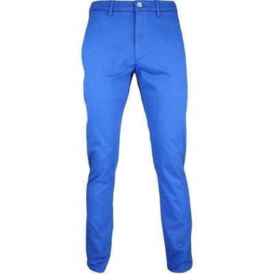 Hugo Boss Golf Trousers Leeman 3 3 W Chino Victoria Blue PF17