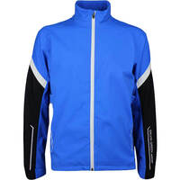 Galvin Green Waterproof Golf Jacket - ALLEN - Kings Blue 2018