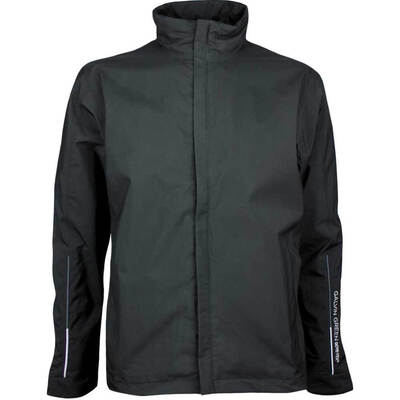 Galvin Green Waterproof Golf Jacket ASH Black AW17
