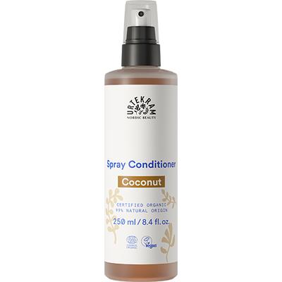 Urtekram Organic Coconut Leave In Spray Conditioner 250ml