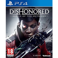 Image of Dishonored Death of the Outsider
