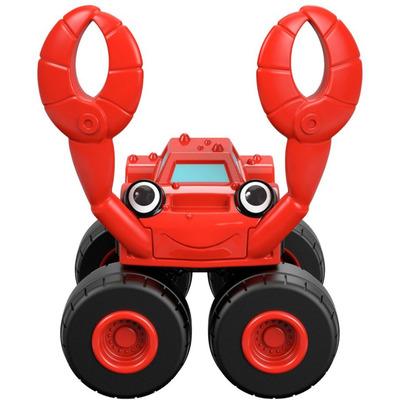 Blaze & The Monster Machines Small Animal Vehicle   Crab Truck