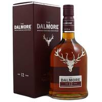 The Dalmore 12 Year Old Whisky