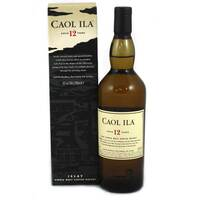 Caol Ila 12 Year Old Whisky - 20cl