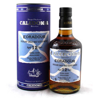 Edradour Caledonia 12 Year Old Whisky