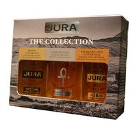 Isle of Jura The Collection Gift Pack 3x5cl