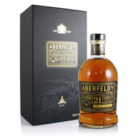 Aberfeldy 21 Year Old - New Packaging 2014